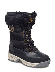 SNOW BOOT JR - BLACK