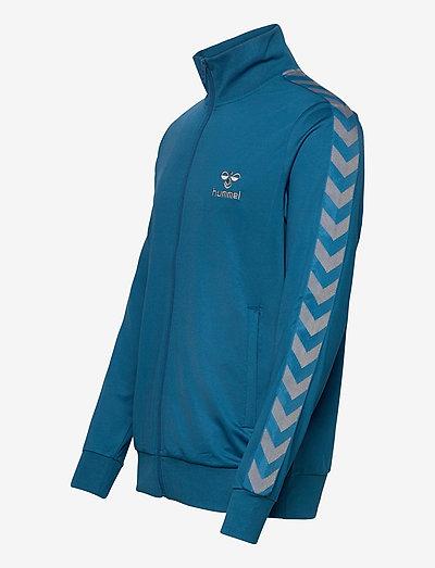 Hummel Hmlnathan Zip Jacket- Sweatshirts