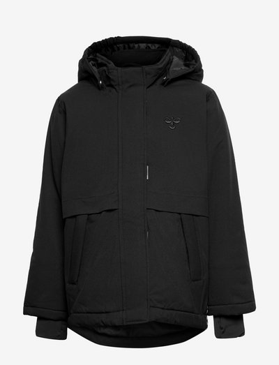 hmlURBAN JACKET - isolerede jakker - black