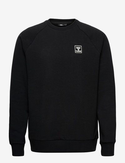 hmlISAM SWEATSHIRT - sweaters - black