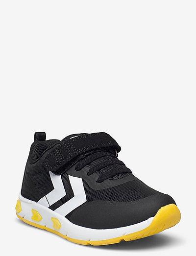 ACTUS FLASH JR - low-top sneakers - black
