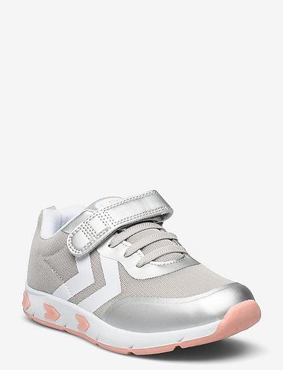ACTUS FLASH JR - low-top sneakers - silver