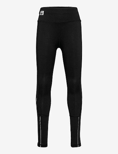 hmlWHIRL TIGHTS - sportleggings - black