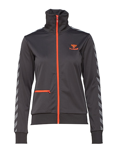 CLASSIC BEE WOMENS ZIP JACKET - DARK SHADOW