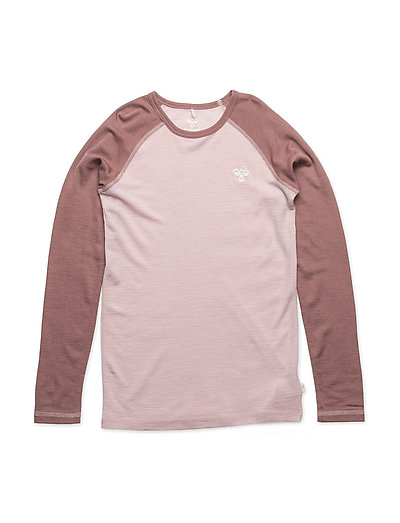 ALTA LS TEE AW17 - BURNISHED LILAC