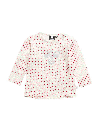 HMLGRY T-SHIRT L/S - HIBISCUS