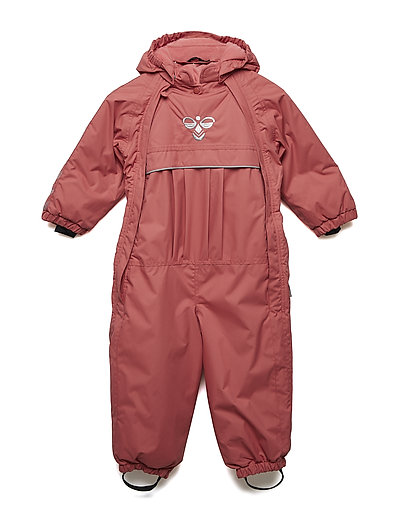 HMLSTELLA SNOW SUIT - MINERAL RED