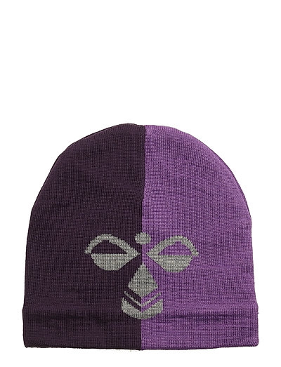 HMLSTARK HAT - BLACKBERRY CORDIAL