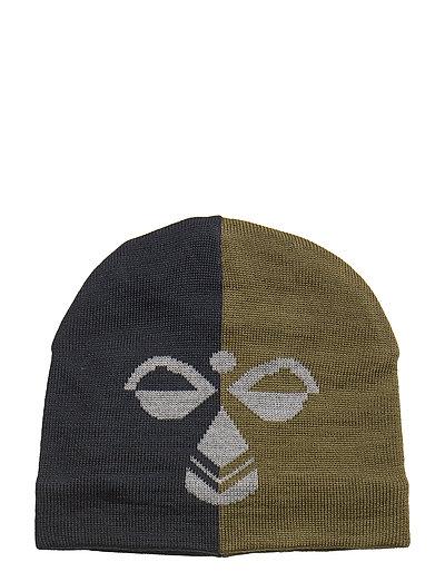 HMLSTARK HAT - BURNT OLIVE