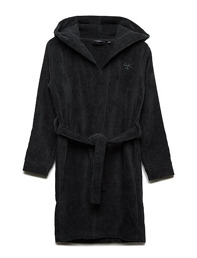 HMLROGER ROBE - BLACK