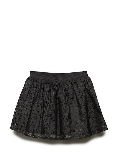 HMLSUGAR SKIRT - BLACK