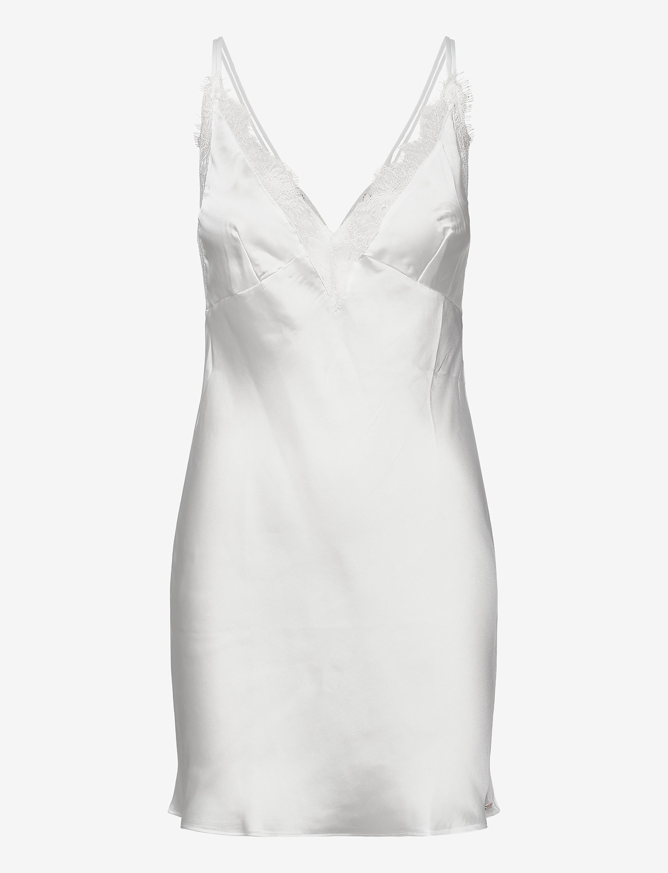 Hunkemöller - SD Satin Lily - bodies & slips - snow white - 0