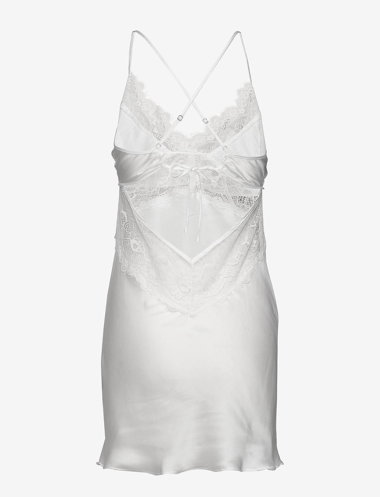 Hunkemöller - SD Satin Honey - bodies & slips - off white - 1