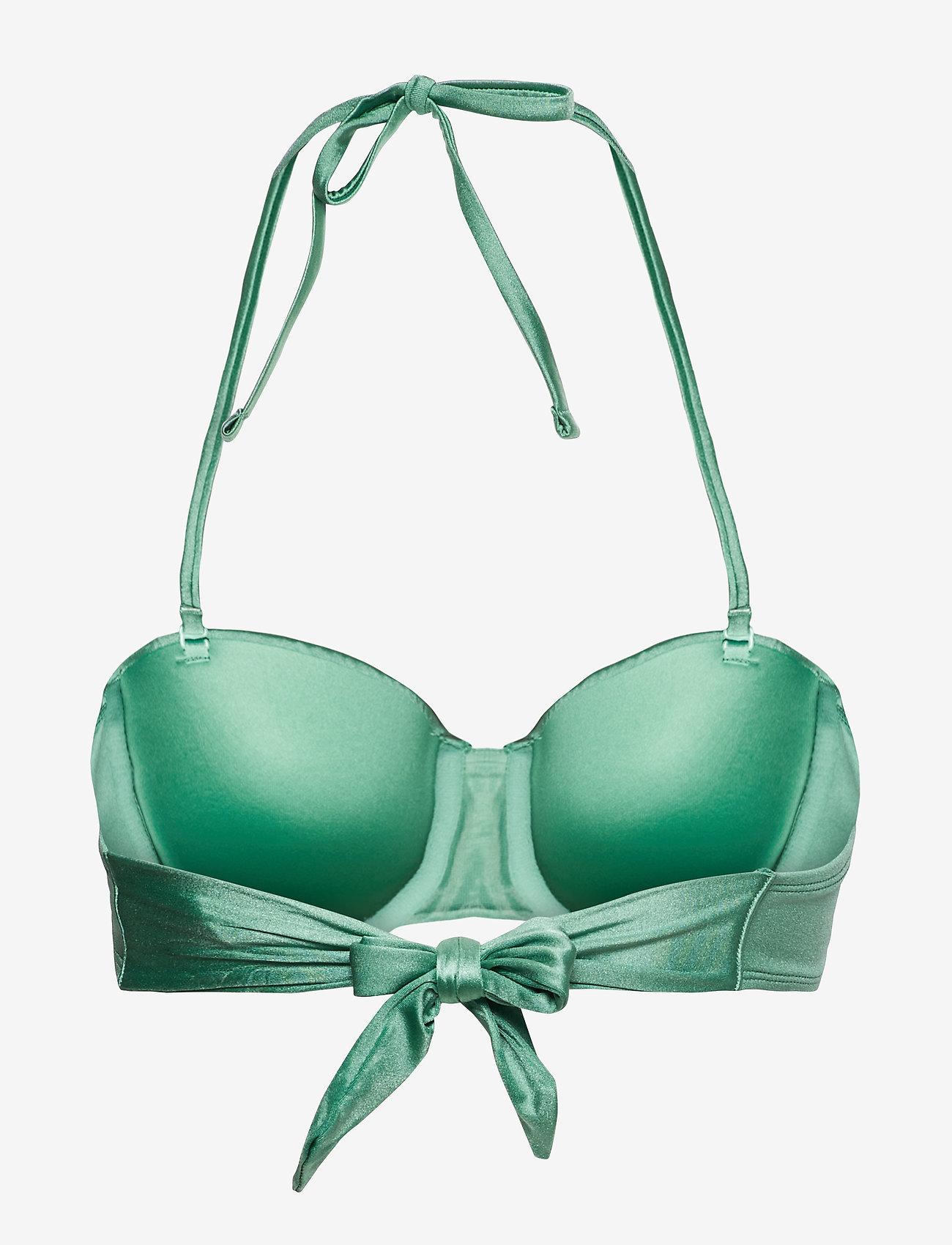 Hunkemöller - SoCal pb - bandeau bikini - blue turquoise - 1