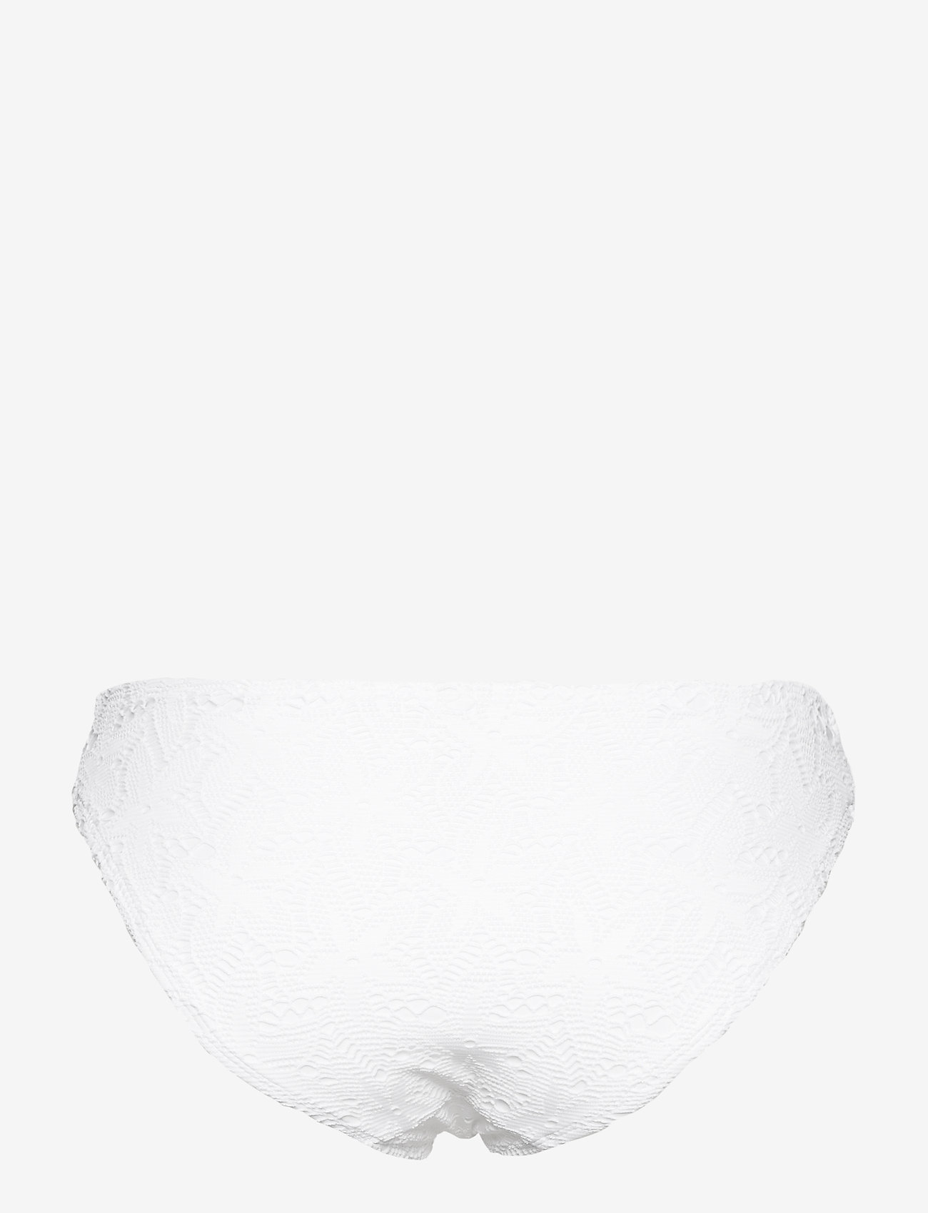 Hunkemöller - Etta Crochet rio fo - bikinibroekjes - snow white - 1