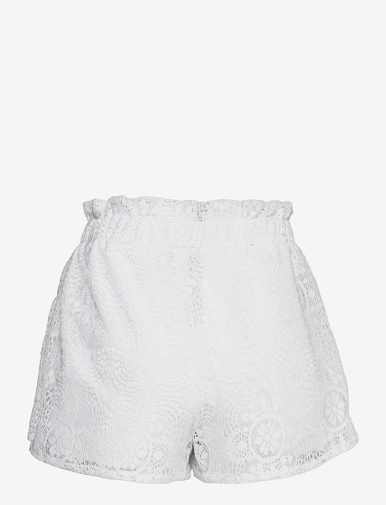 Hunkemöller - Lace Short - overige badmode - off white - 1