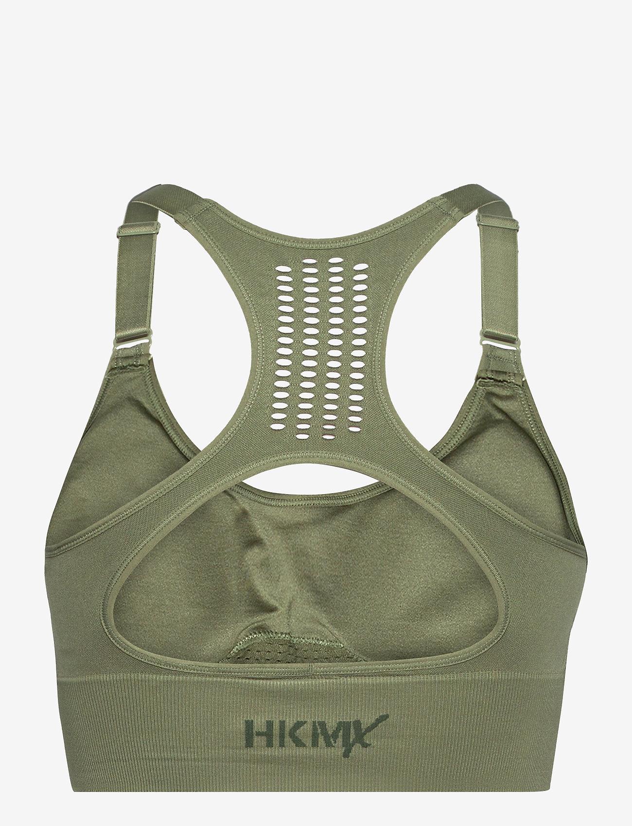 Hunkemöller - The Comfort L1 2.0 - sports bras - four leaf clover - 1