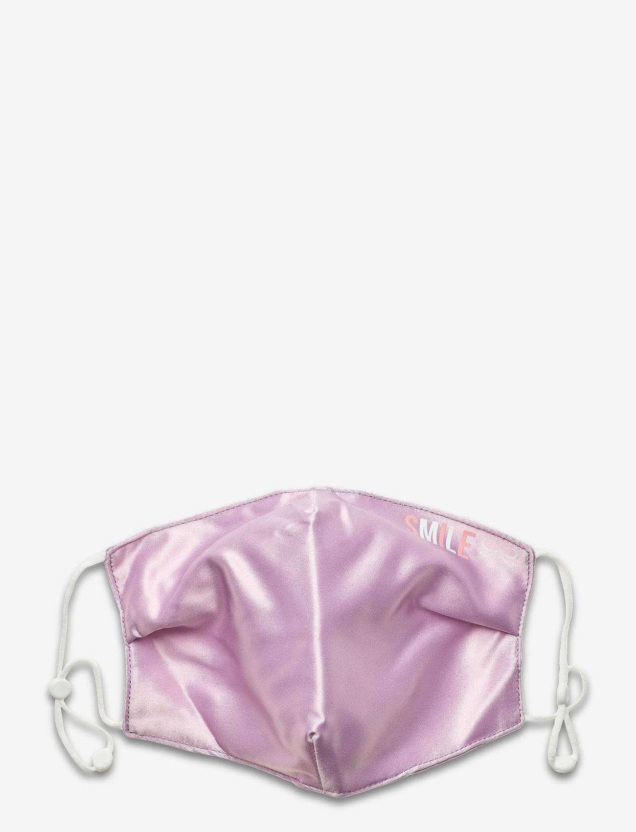 Hunkemöller - Facemask Smile Satin - gezicht maskers - pink - 0