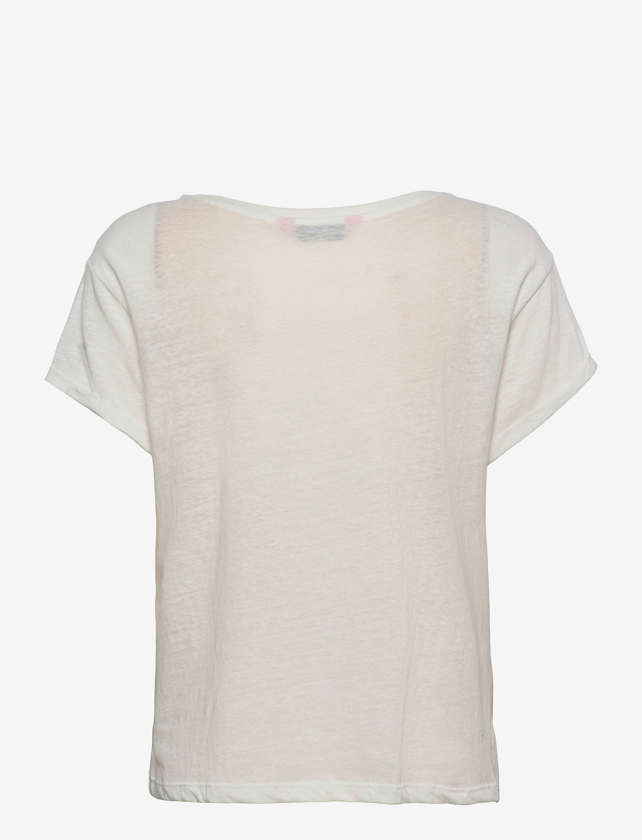 Hunkemöller - Top Ss Quote - tops - snow white - 1