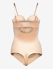 Hunkemöller - Scuba Cupped Body - bodies & slips - rugby tan - 2