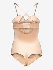Hunkemöller - Scuba Cupped Body - bodies & slips - rugby tan - 3