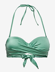 Hunkemöller - SoCal pb - bandeau bikini - blue turquoise - 0