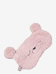 Hunkemöller - Cosy Bear Eyemask - accessoarer - burnished lilac - 0