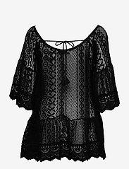 Hunkemöller - Lace Tunic - overige badmode - black - 1