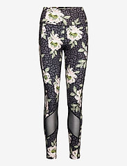 Hunkemöller - Oh My Squat HW L Bloom - leggings - black - 0