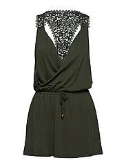 Dress Guipure Insert