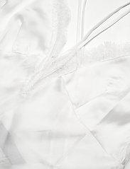 Hunkemöller - SD Satin Lily - bodies & slips - snow white - 2