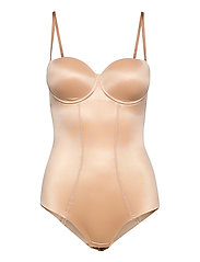 Scuba Cupped Body - RUGBY TAN