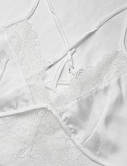 Hunkemöller - SD Satin Honey - bodies & slips - off white - 2