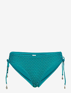 Laguna Regular tie side R - AQUA BLUE