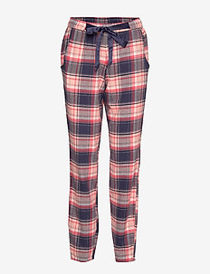 Pant Twill Check - PEACOT