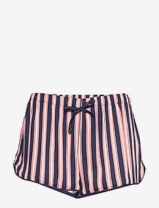 Short Woven Stripe - BLOSSOM