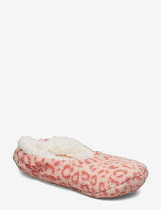 Animal Cosy Ballerina - BRANDED APRICOT