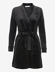 Robe Velours - black