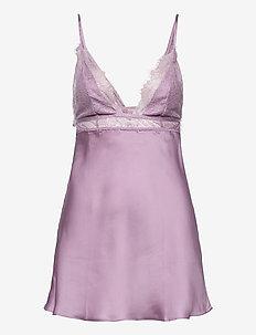 SD Satin Holly - bodies en onderjurken - lavender mist