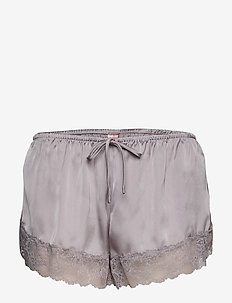 Short Satin Meili - hosen - raindrops