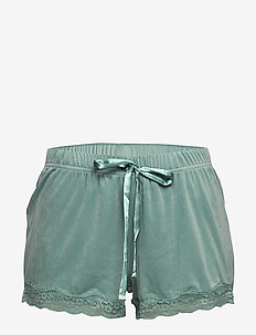 Short Velours Lace - ARCTIC