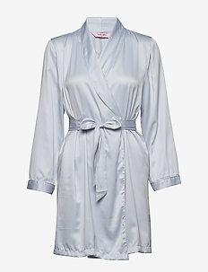 Kimono Satin Team Bride - GRAY DAWN