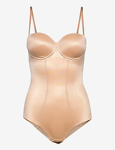 Scuba Cupped Body - bodies & slips - rugby tan