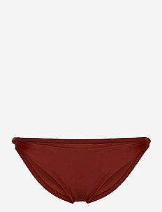 Cali rio t - bikini hosen - dark red