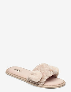 Cosy Dog Slipper - tossut - oatmeal marl