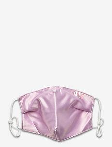 Facemask Smile Satin - gezicht maskers - pink