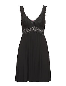 Modal lace sd - BLACK