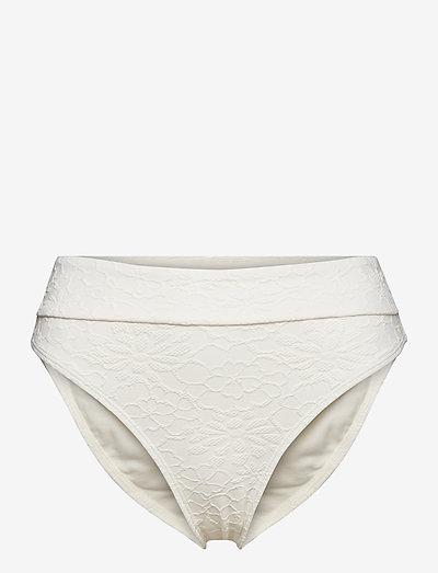 Libby highleg hw - bikinibroekjes - white