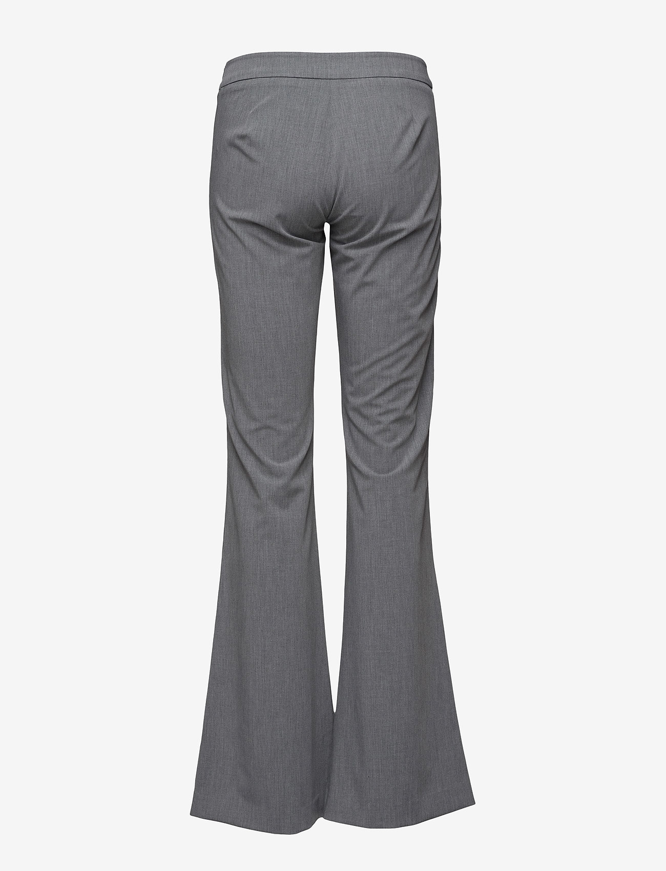 Hunkydory - Billie Pant - byxor - light grey melange - 1