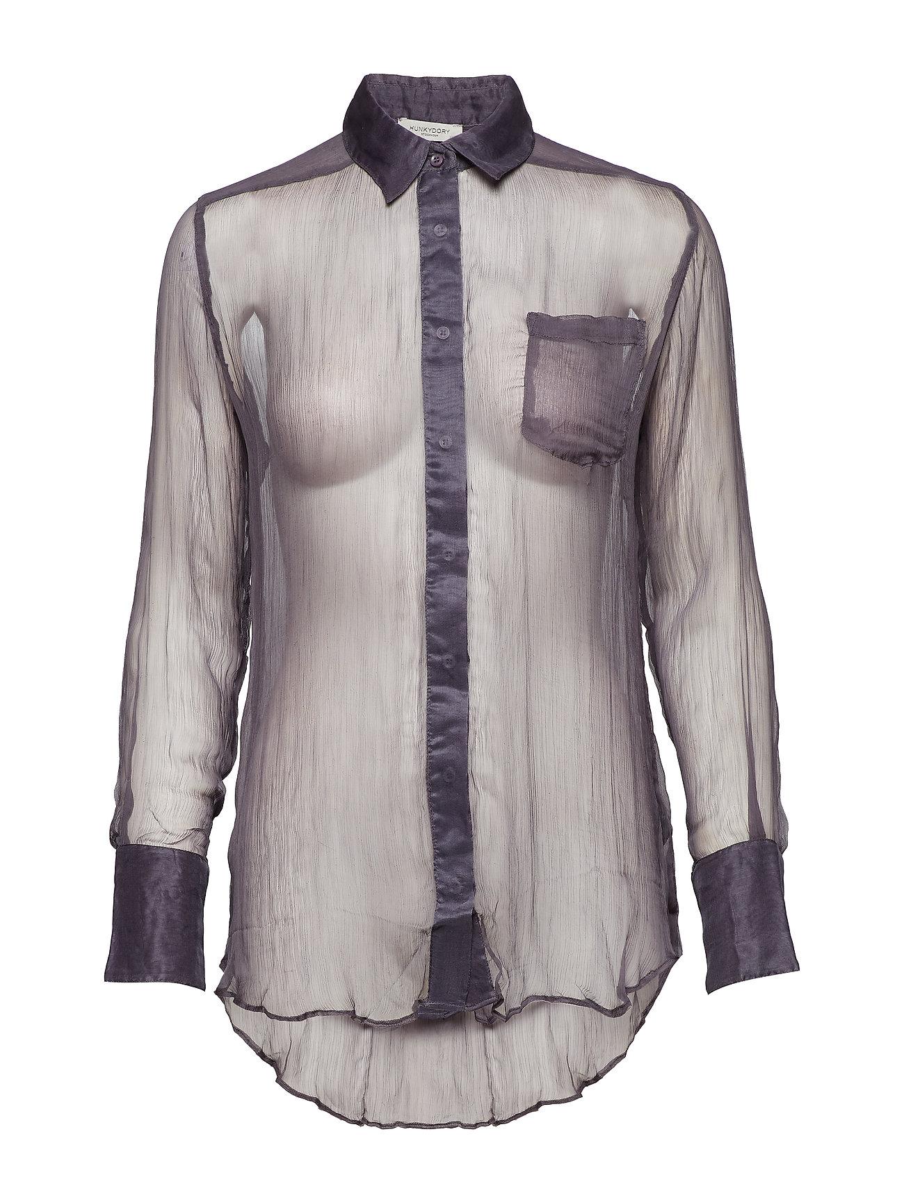 Hunkydory Leola Shirt Ögrönlar